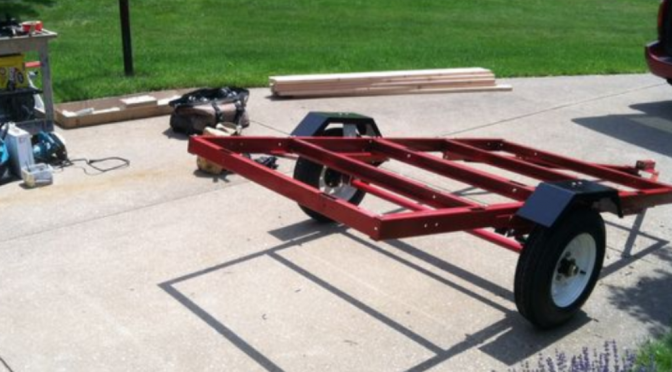 We have a utility trailer, now what?