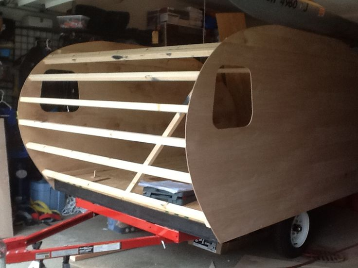 Simple All In All, I Spent About $500 Total On This Project Including A Used $120 Harbor Freight Utility Trailer , And This Teardrop Trailer Is About As Barebones As You Can Get But It Works, And It Keeps You Dry And Warm I Love Creative Camping